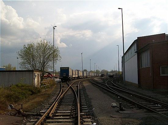 Stillgelegte Bahnstrecken In Niedersachsen Hannover Linden Linden